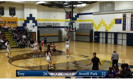 Girls: 2/13/20 Troy vs Averill Park