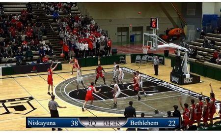 Boys: 2/29/20 Niskayuna vs Bethlehem