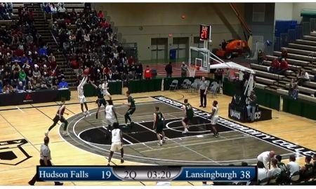 Boys: 3/1/20 Hudson Falls vs Lansingburgh