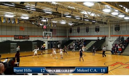 Girls: 12/27/19 Burnt Hills vs Mekeel Christian