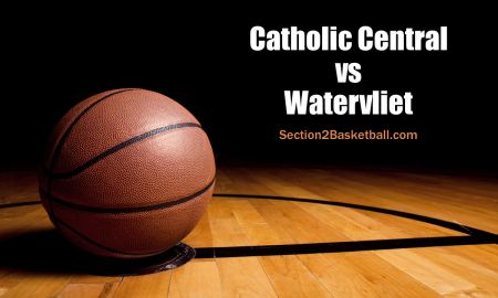 Boys: 11/30/19 Catholic Central vs Watervliet