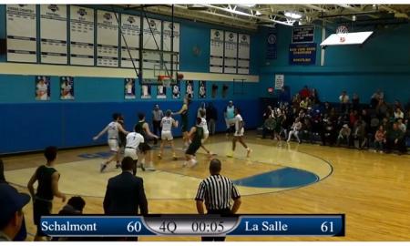 Boys: 1/31/20 Schalmont vs La Salle