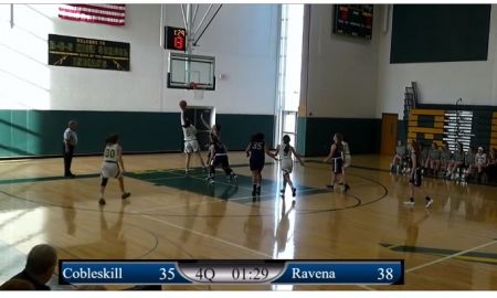 Girls: 2/8/20 Cobleskill vs Ravena