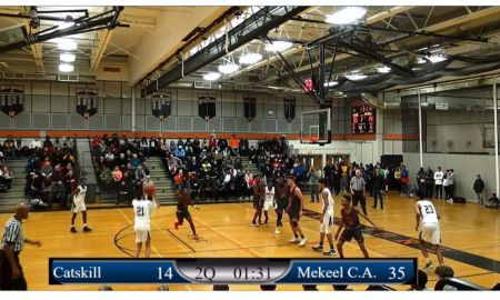Boys: 12/27/19 Catskill vs Mekeel Christian