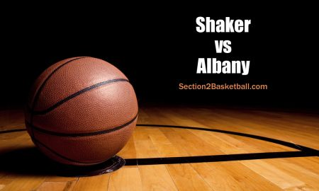 Girls: 11/29/19 Albany vs Shaker