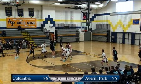 Boys: 12/21/19 Columbia vs Averill Park