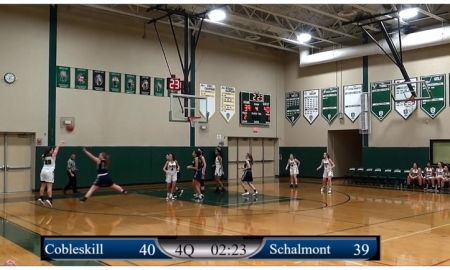 Girls: 1/24/20 Cobleskill vs Schalmont