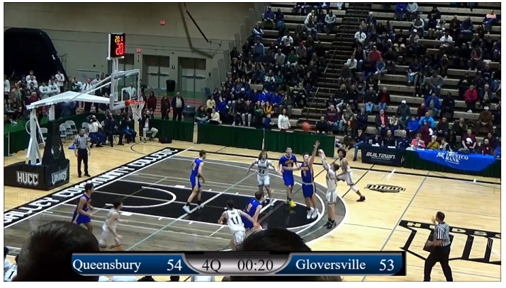 Boys: 3/1/20 Queensbury vs Gloversville